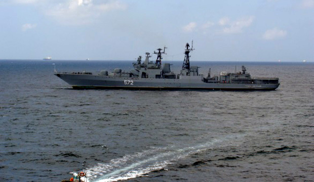 Почему не предоставляют охрану российским морским судам